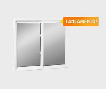 Instalação de janela acustica